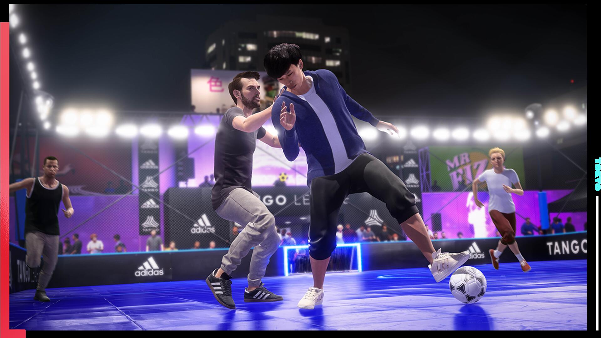 FIFA 20 Volta: Gameplay, Match Types, Stadiums - Is it a New FIFA Street?