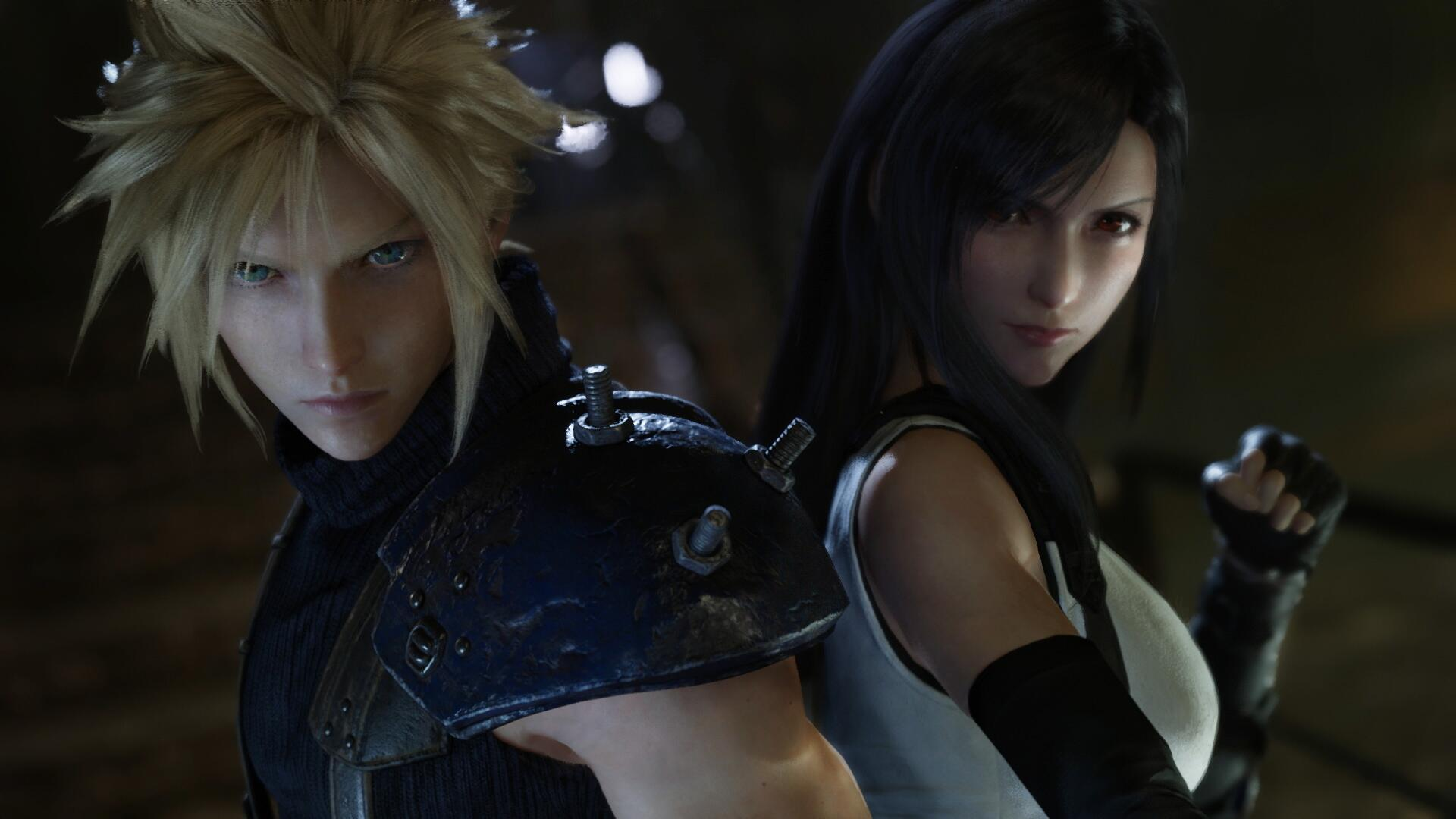 The Final Fantasy 7 Remake Soundtrack Sounds Different So Far, But in A Good Way