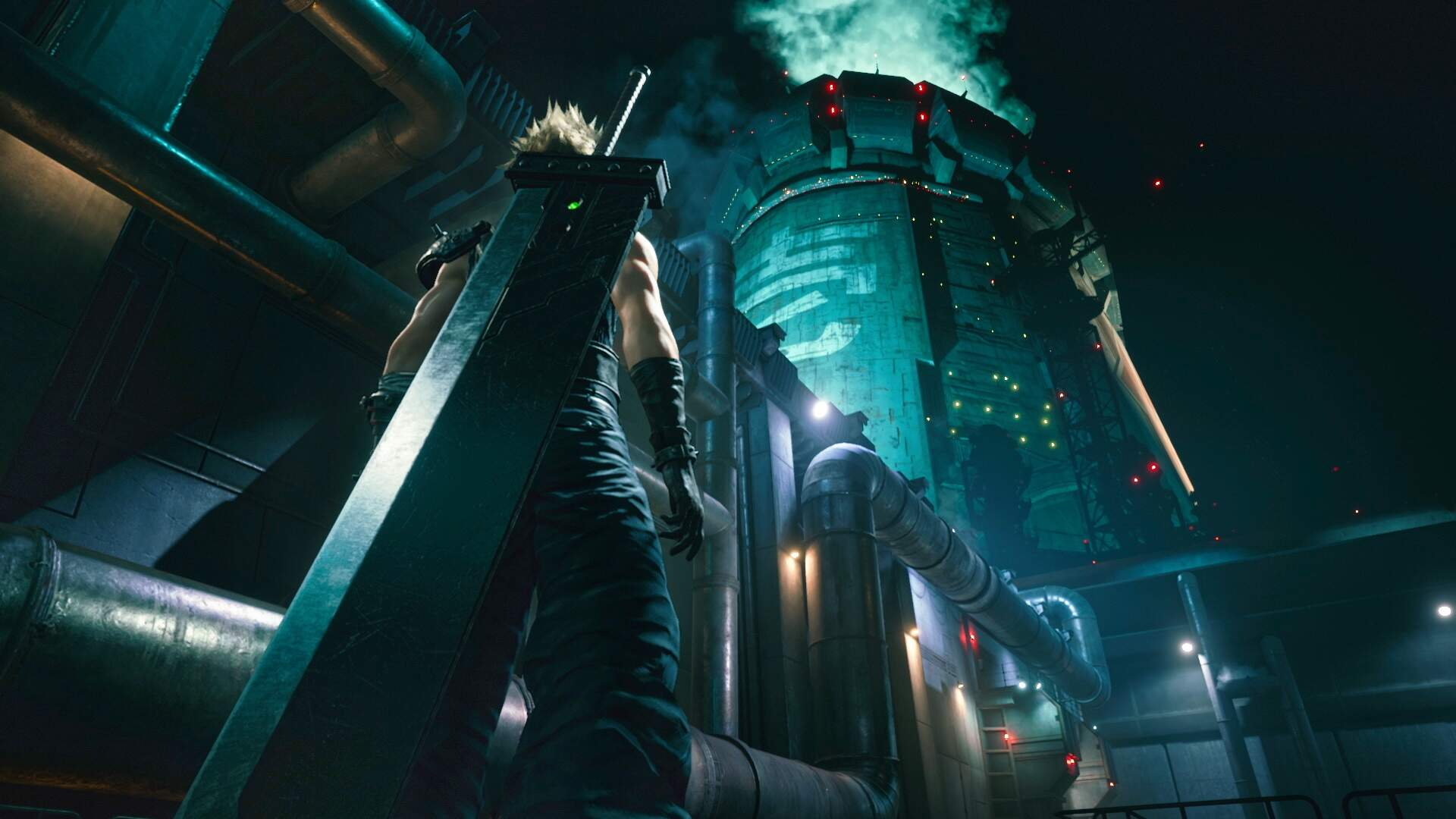 Final Fantasy 7 Remake's Producer Explains Why Squats Are Not Going Away