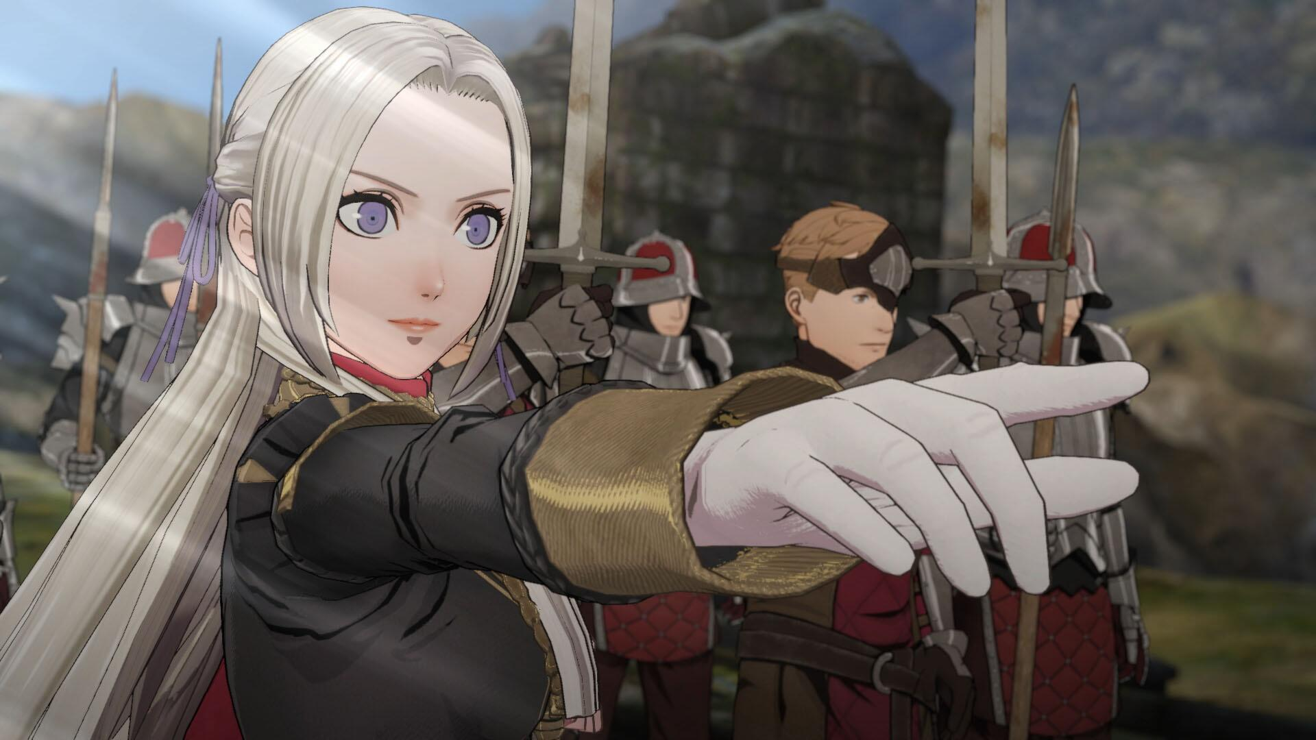 These Fire Emblem: Three Houses Characters Are Surprisingly Popular Among Japanese Fans