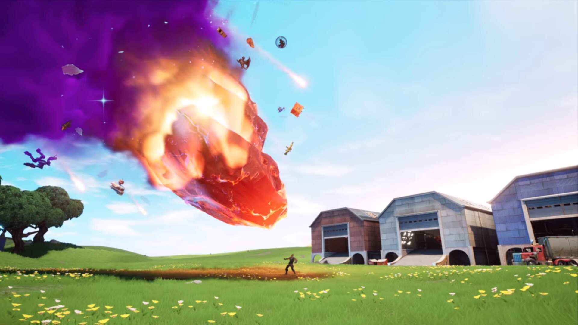 Here's Your First Glimpse of Fortnite Chapter 2, Thanks to This Leaked Trailer