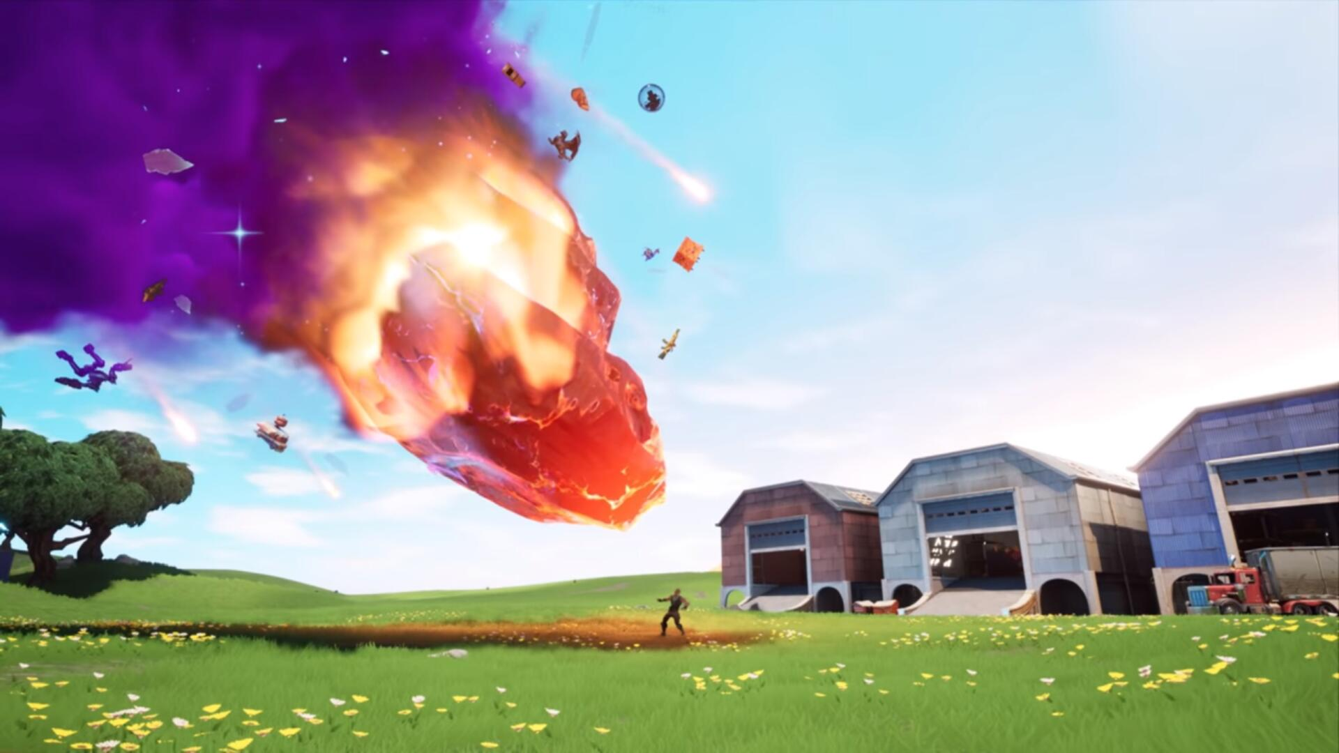 Heres Your First Glimpse Of Fortnite Chapter 2 Thanks To