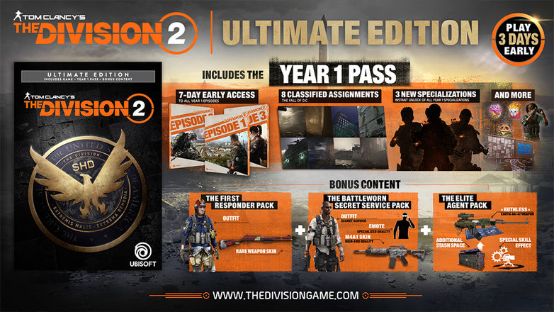 The Division 2 FX Slots: How to Get FX Mods in The Division