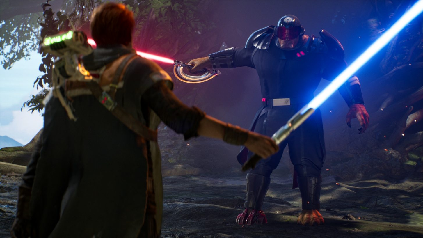 Here Are The 10 Best Easter Eggs In Star Wars Jedi Fallen Order Usgamer .jedi grand master yoda, they traveled to ilum to participate in the gathering; star wars jedi fallen order