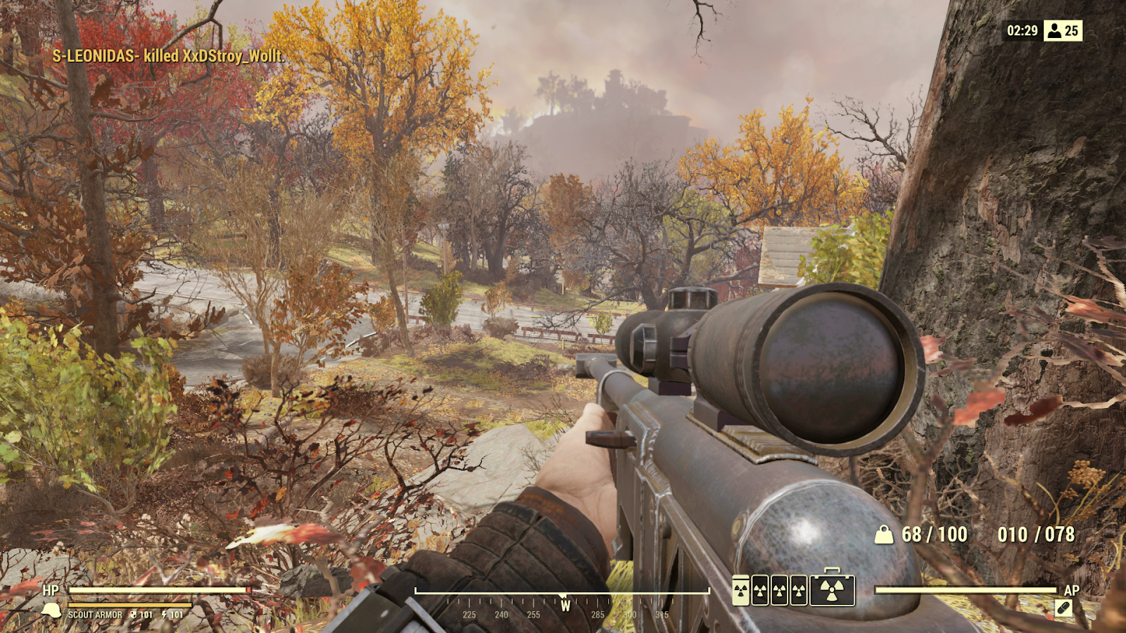 Fallout 76 Nuclear Winter is a Sometimes Brilliant Battle