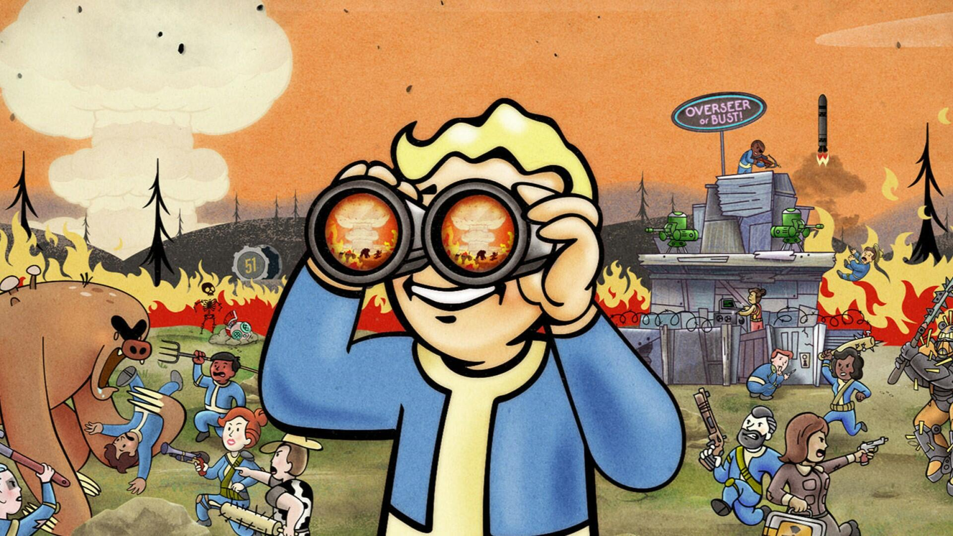 Fallout 76 is Getting a Premium Subscription Model For Private Worlds