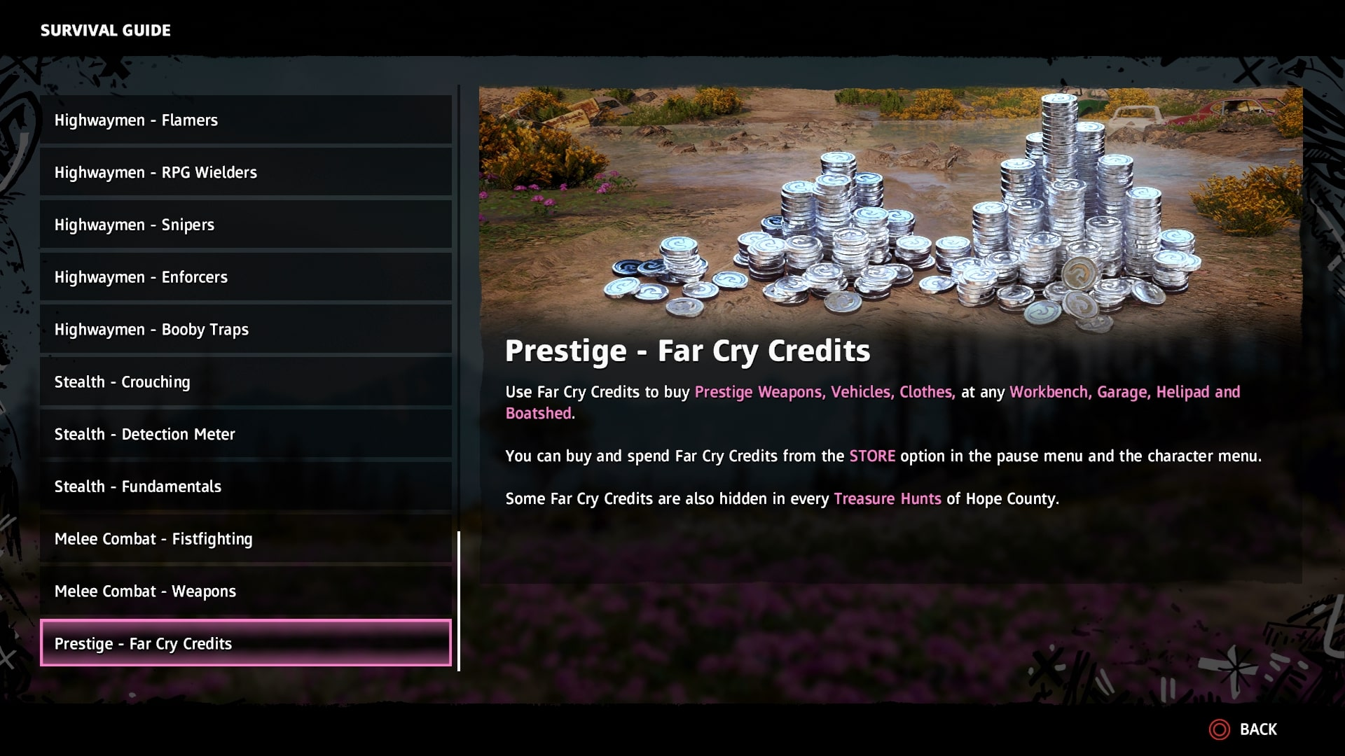 How To Get More Far Cry Credits In Far Cry New Dawn Usgamer