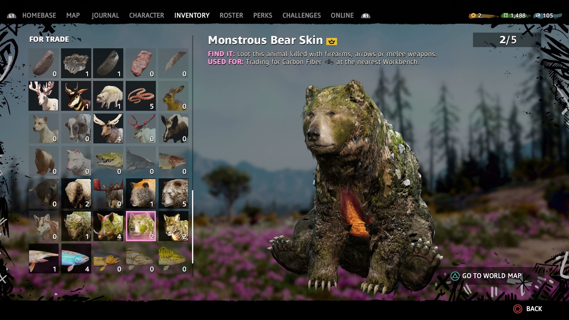 Far Cry New Dawn Monstrous Animal Locations - How to Find