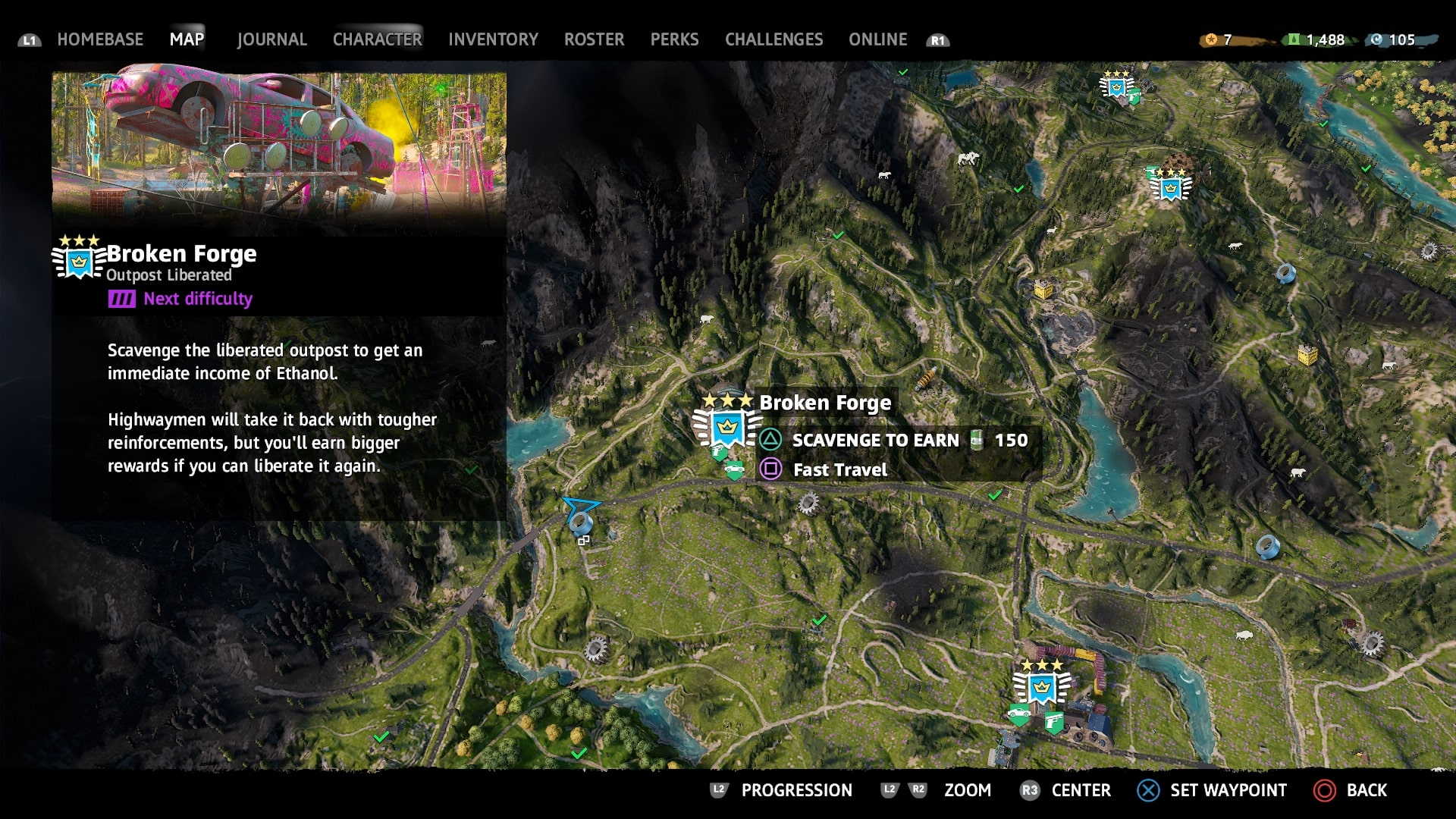 Far Cry New Dawn Ethanol How To Get More Ethanol Fast Usgamer