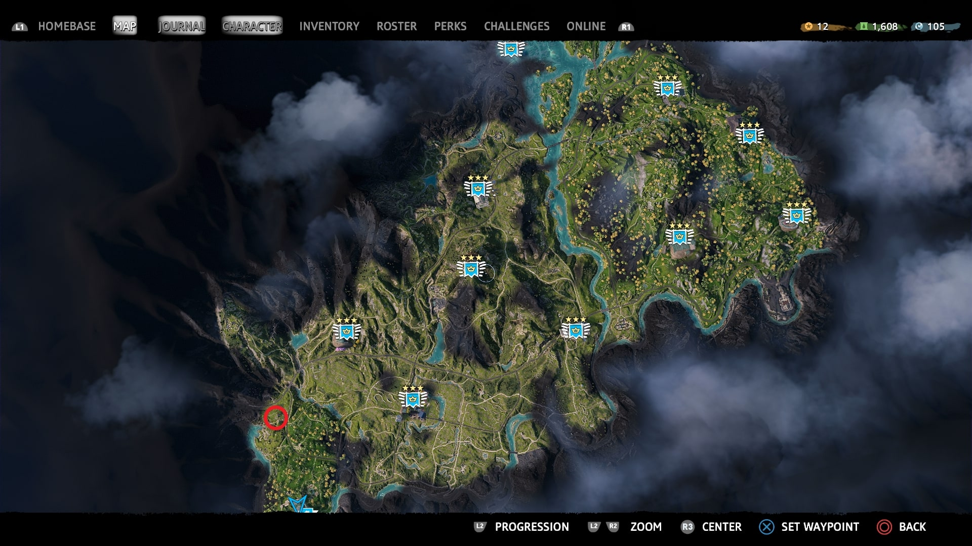 Far Cry New Dawn Treasure Hunts All Treasure Hunt Locations Usgamer