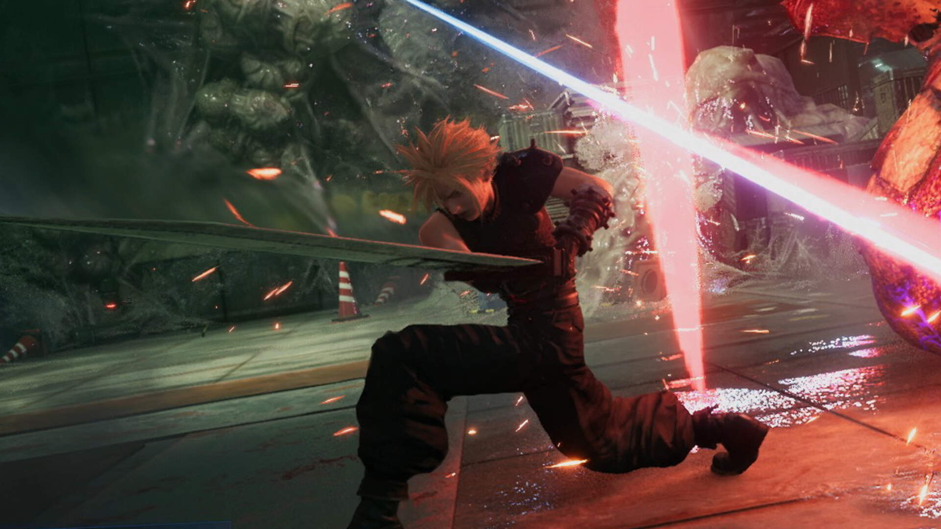 Final Fantasy 7 Remake's Decision to Drop Its Turn-Based RPG Combat is Sadly Ironic