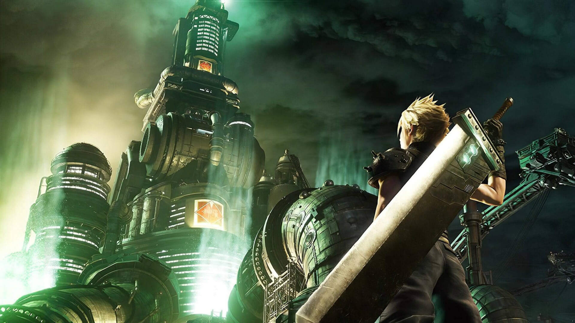 Countdown to Final Fantasy 7 Remake