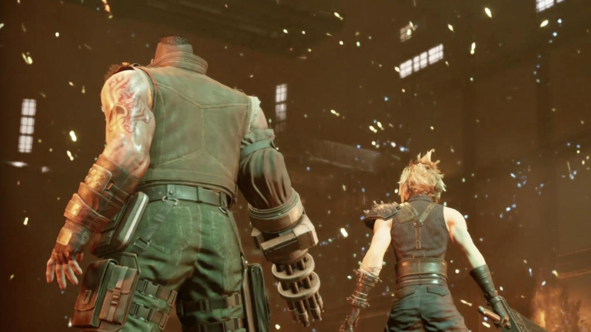 Final Fantasy 7 Remake Part 1 Will be Set Solely in Midgar, Second Episode Being Outlined Now