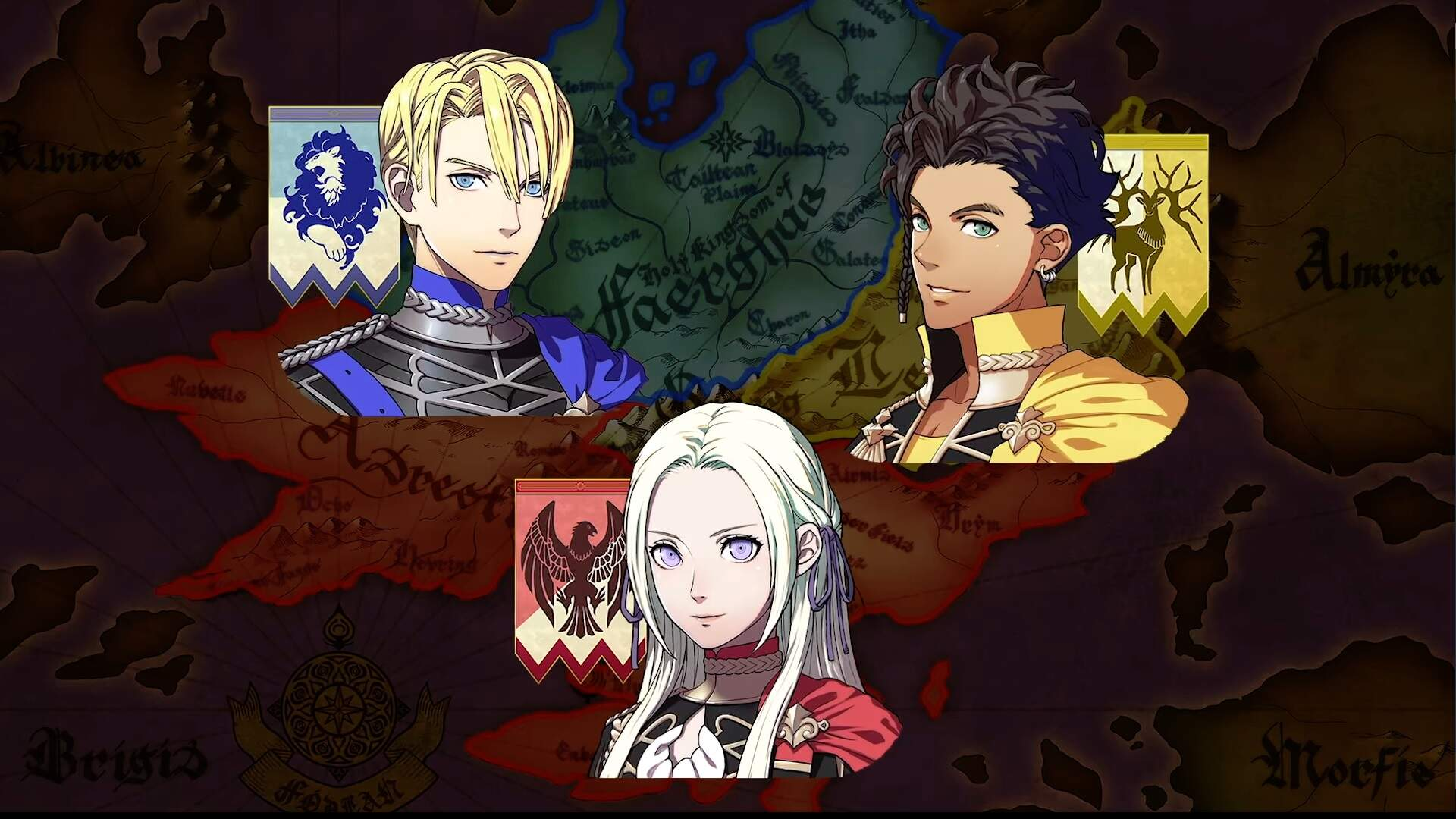 The First Batch of Fire Emblem: Three Houses Characters are Making Their Debut in Fire Emblem Heroes