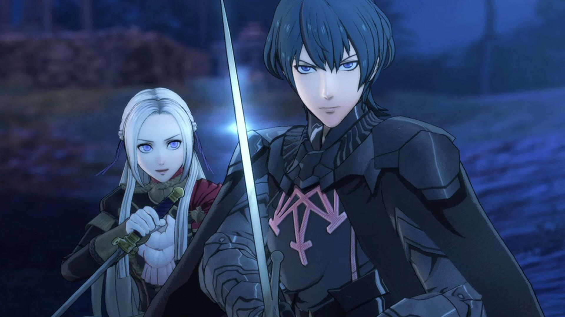 Fire Emblem: Three Houses Patch Replaces Former Voice Actor of Male Byleth