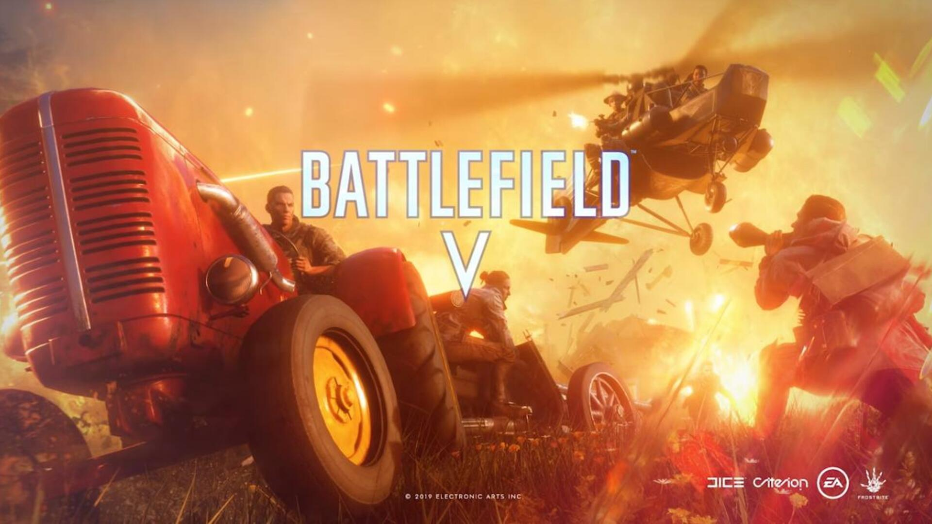 Battlefield 5 Firestorm Tips - Choose Class, How to Win at Battlefield Battle Royale