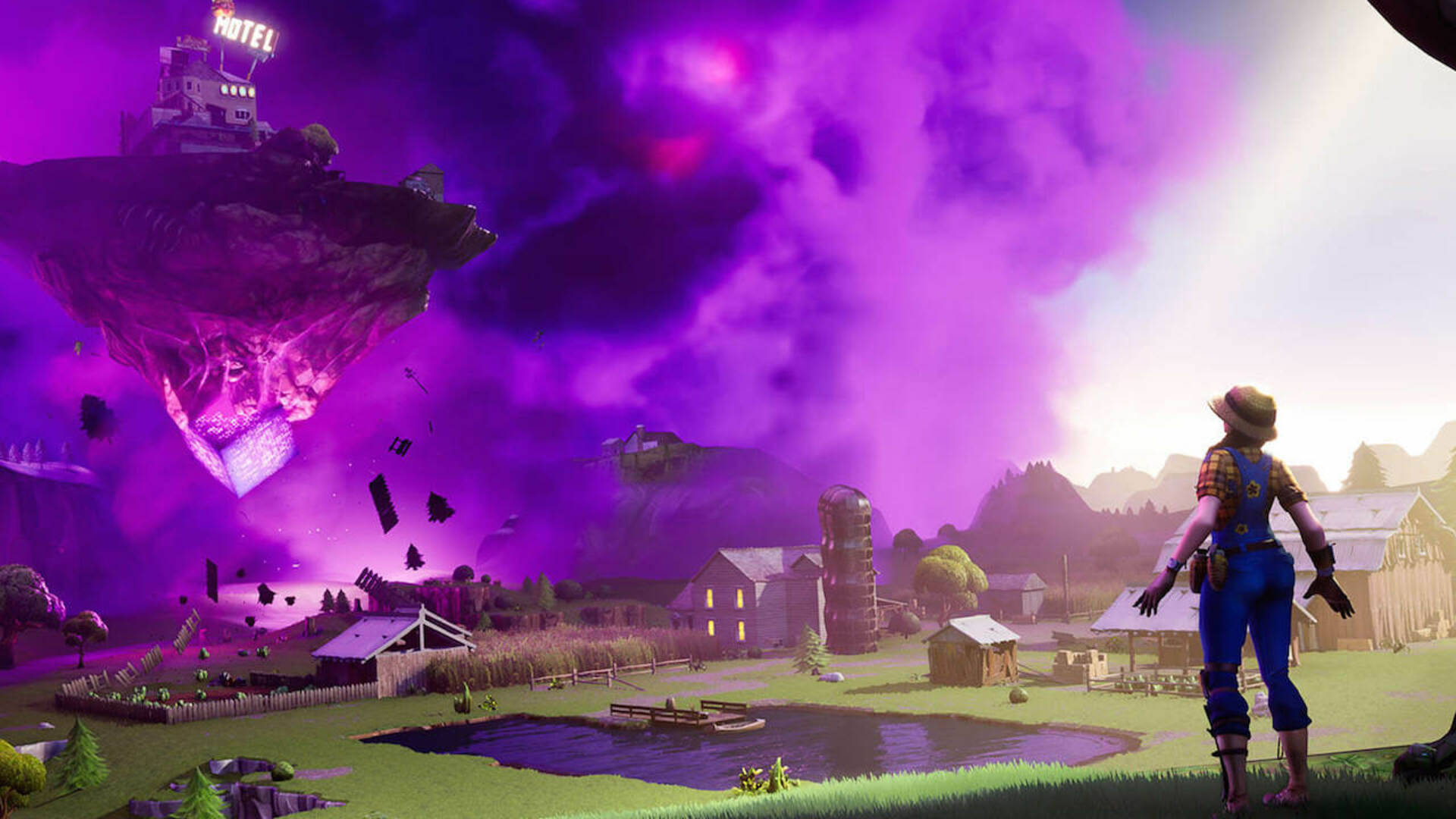 New Fortnite Patch 10.20 Adds a Powerful New Trap and Brings Back the Floating Island