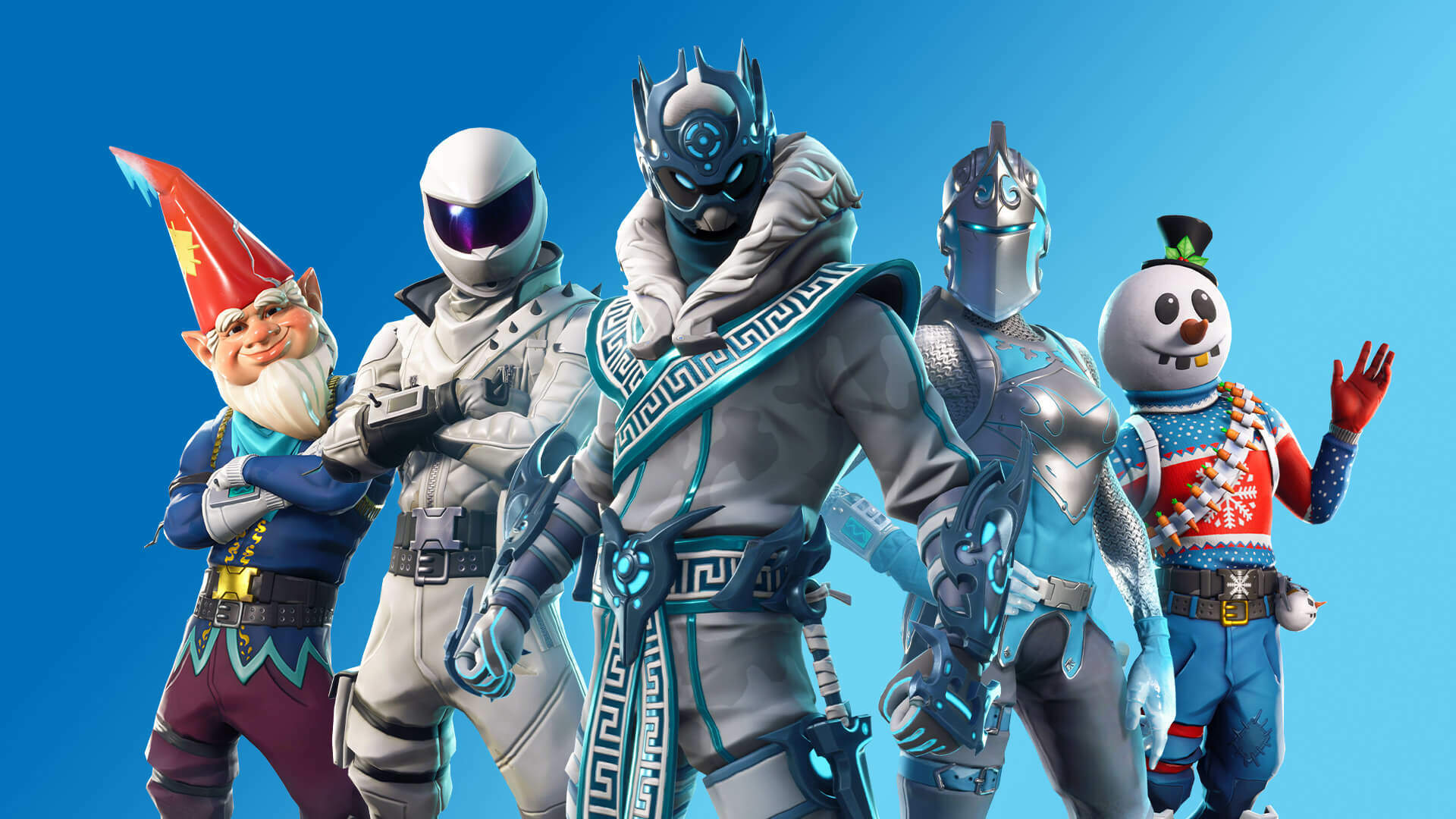 Fortnite Just Brought Old-School Split-Screen Multiplayer to Modern Consoles