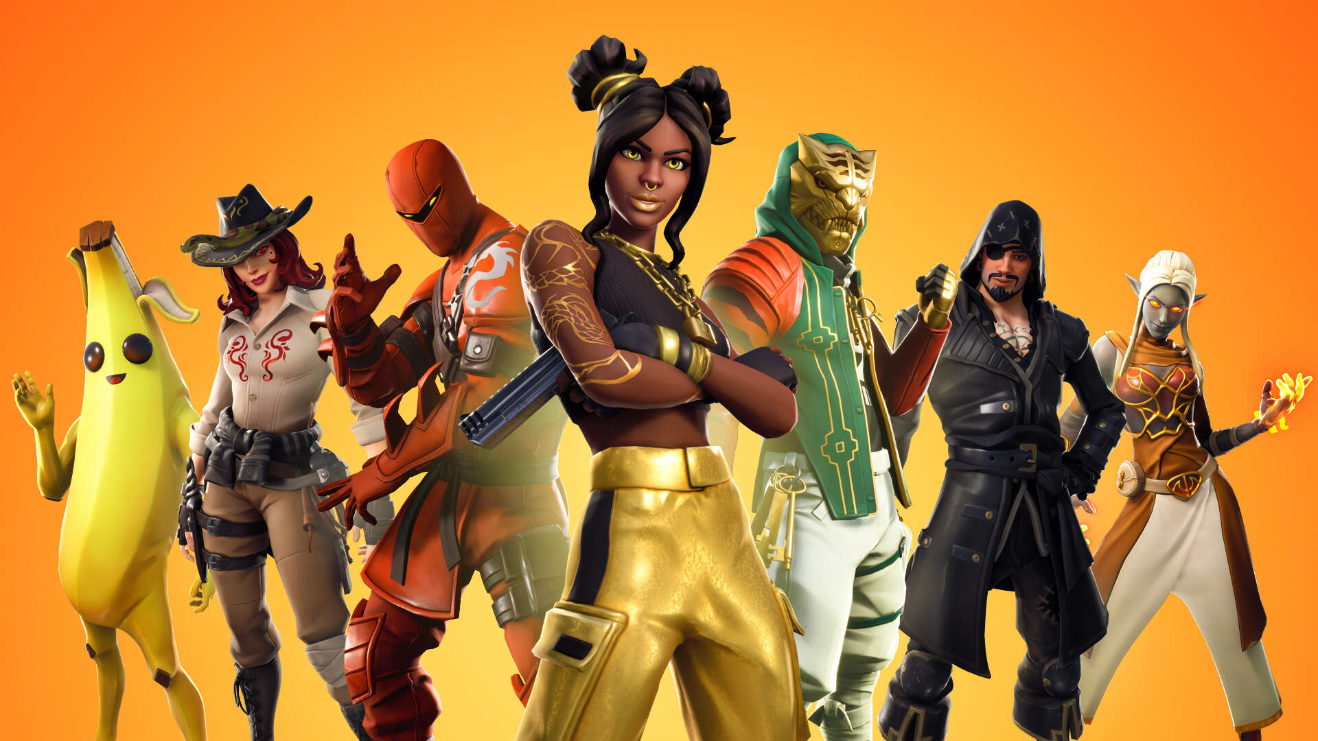 Epic Bringing New Styles to Older Fortnite Outfits