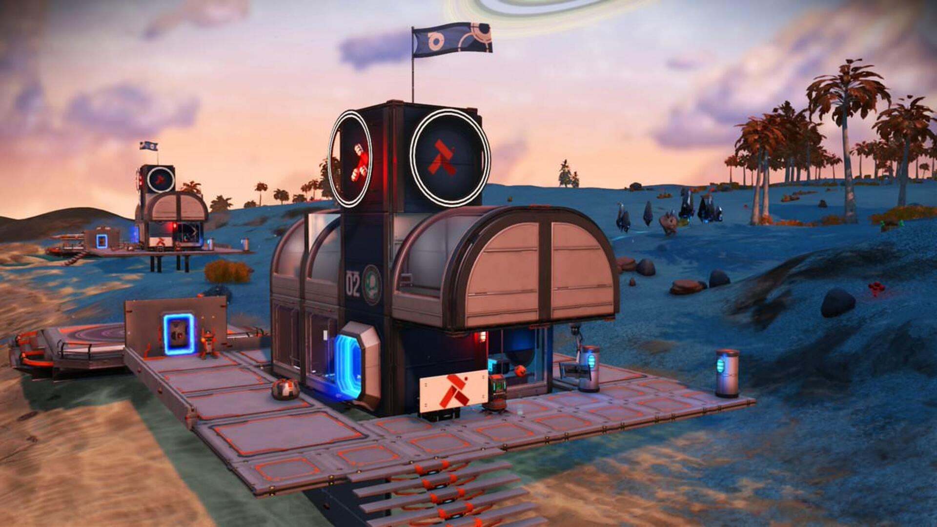 Meet the No Man's Sky Chefs Who are Running Restaurants at the End of the Universe