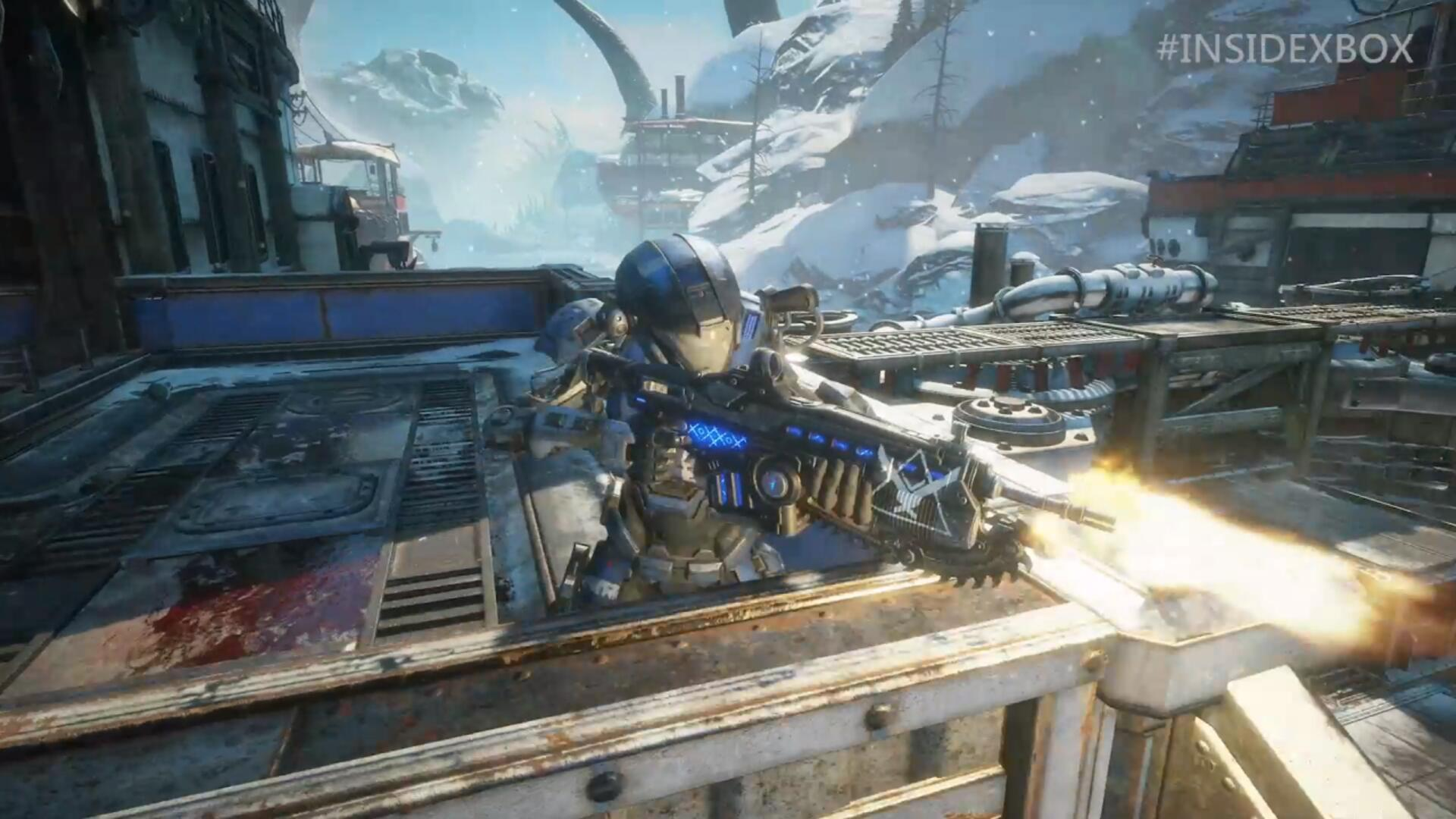 Gears 5 Has a Crossover With Halo: Reach