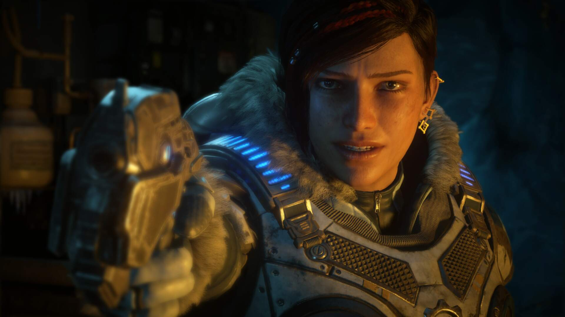 Sorry, No Smoking Allowed in Gears 5