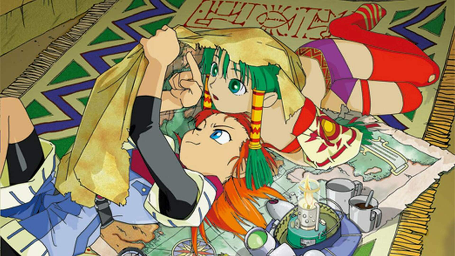 Grandia HD Collection is Getting a Patch in Response to Fan Criticisms