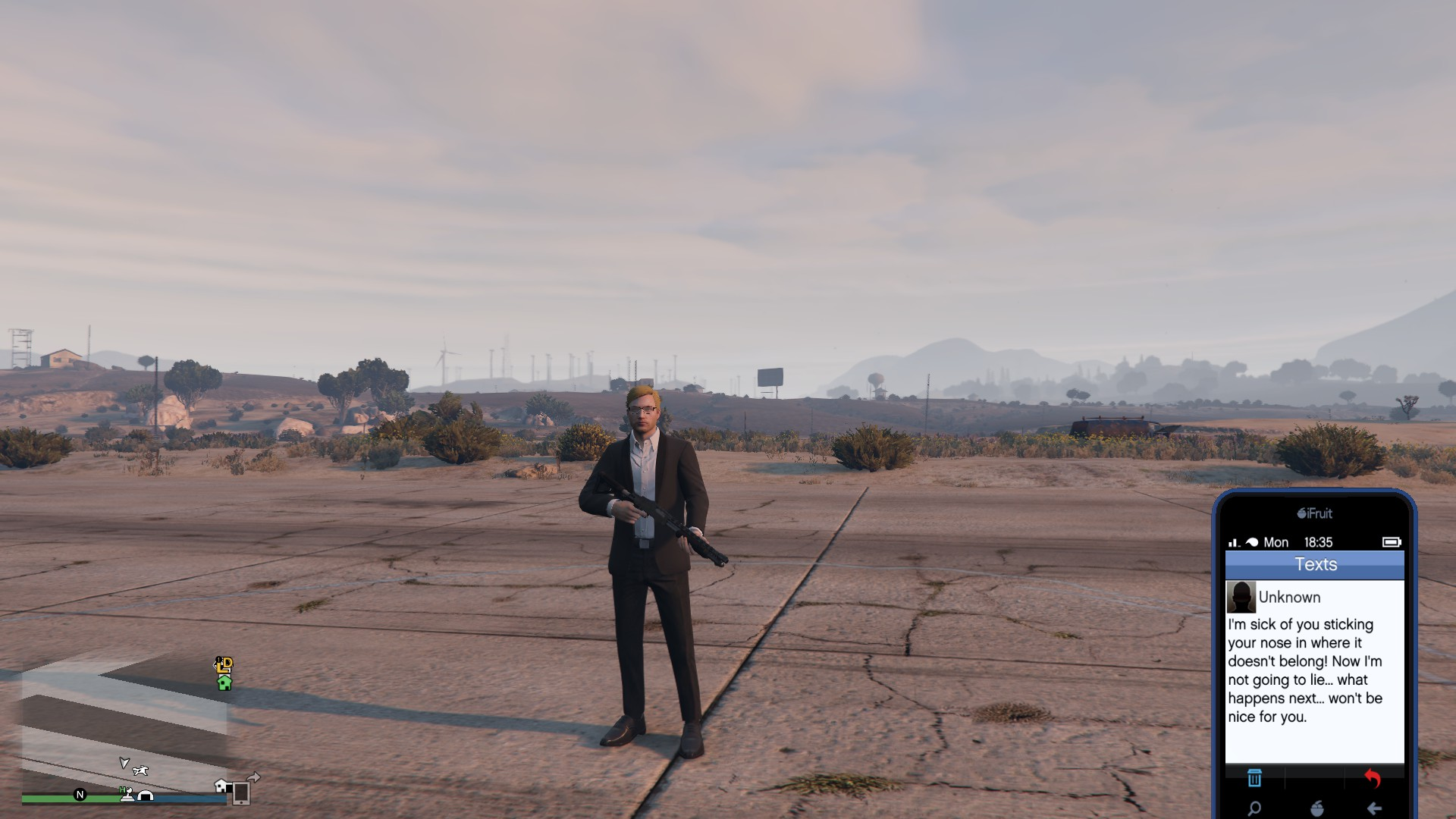 70 GTA Online: How To Unlock The Navy Revolver And Find All Los Santos Slasher Clues