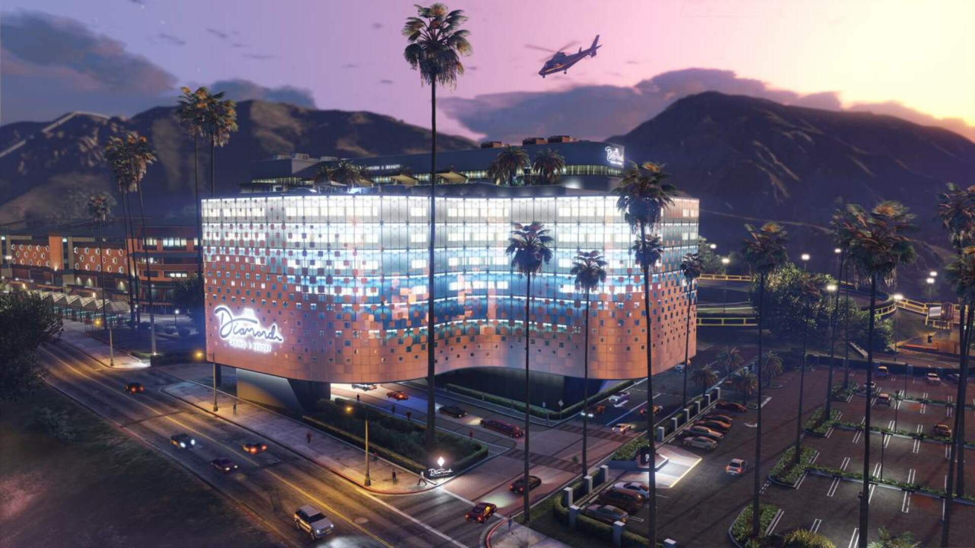 GTA Online: All The New Diamond Casino Heist Cars and Vehicles