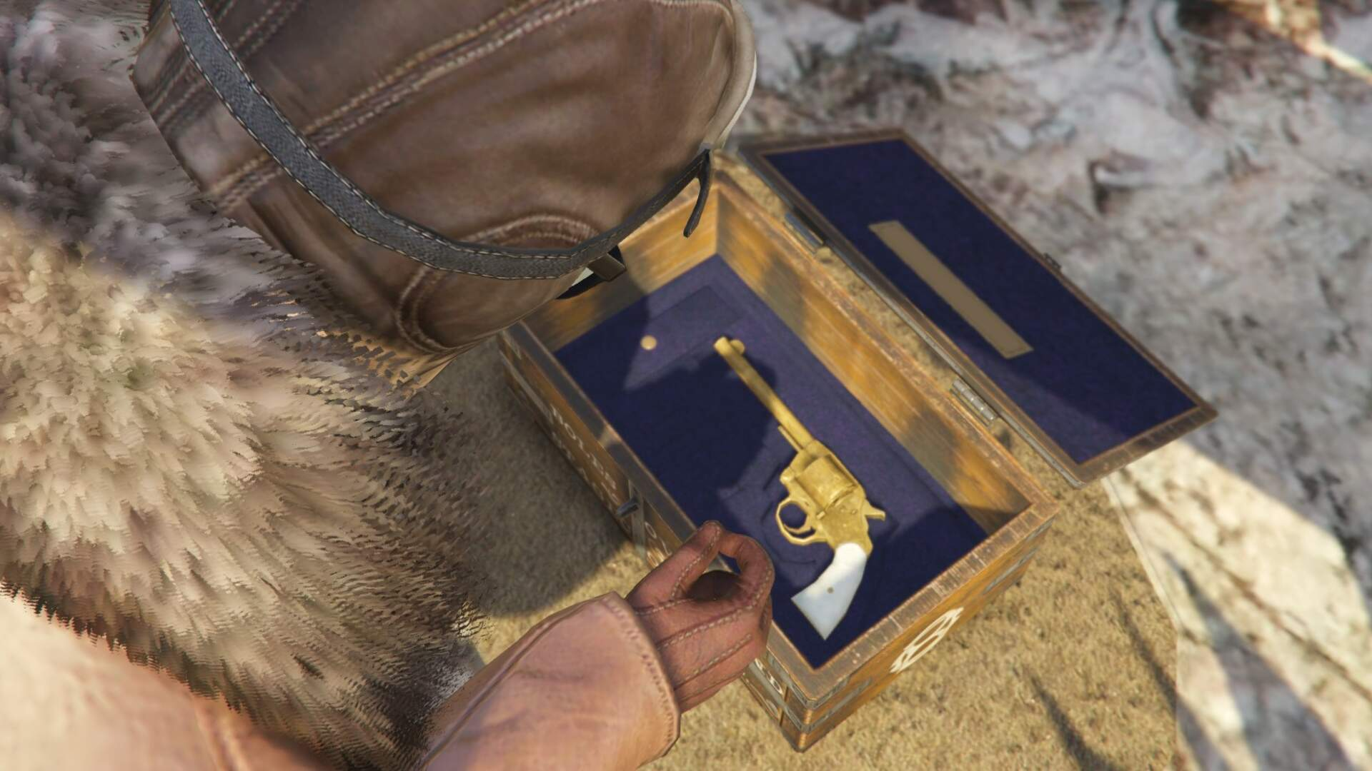 GTA Online: How to Complete the Treasure Hunt and Get the Gold Double Action Revolver