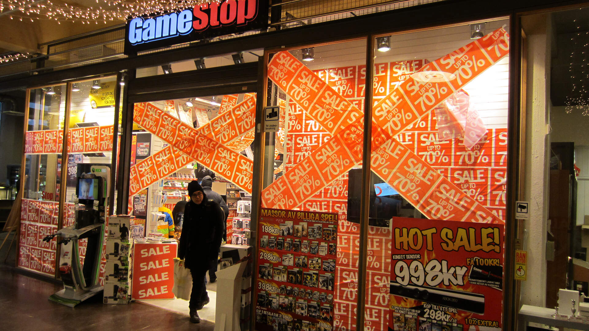 "GameStop Says Its Stores Should Stay Open Because They're ""Essential Retail"""