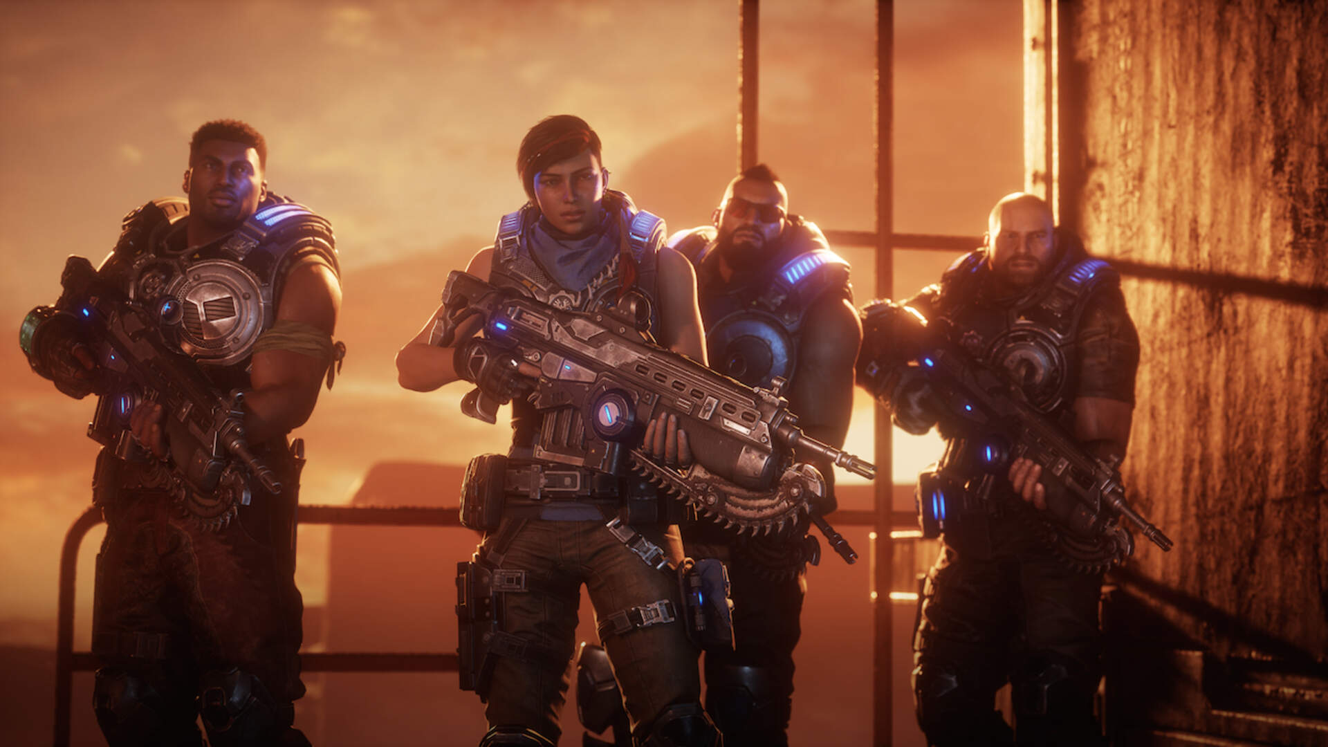 Gears 5 Horde Mode Tips - Character Abilities, Classes, How to Upgrade Fortifications