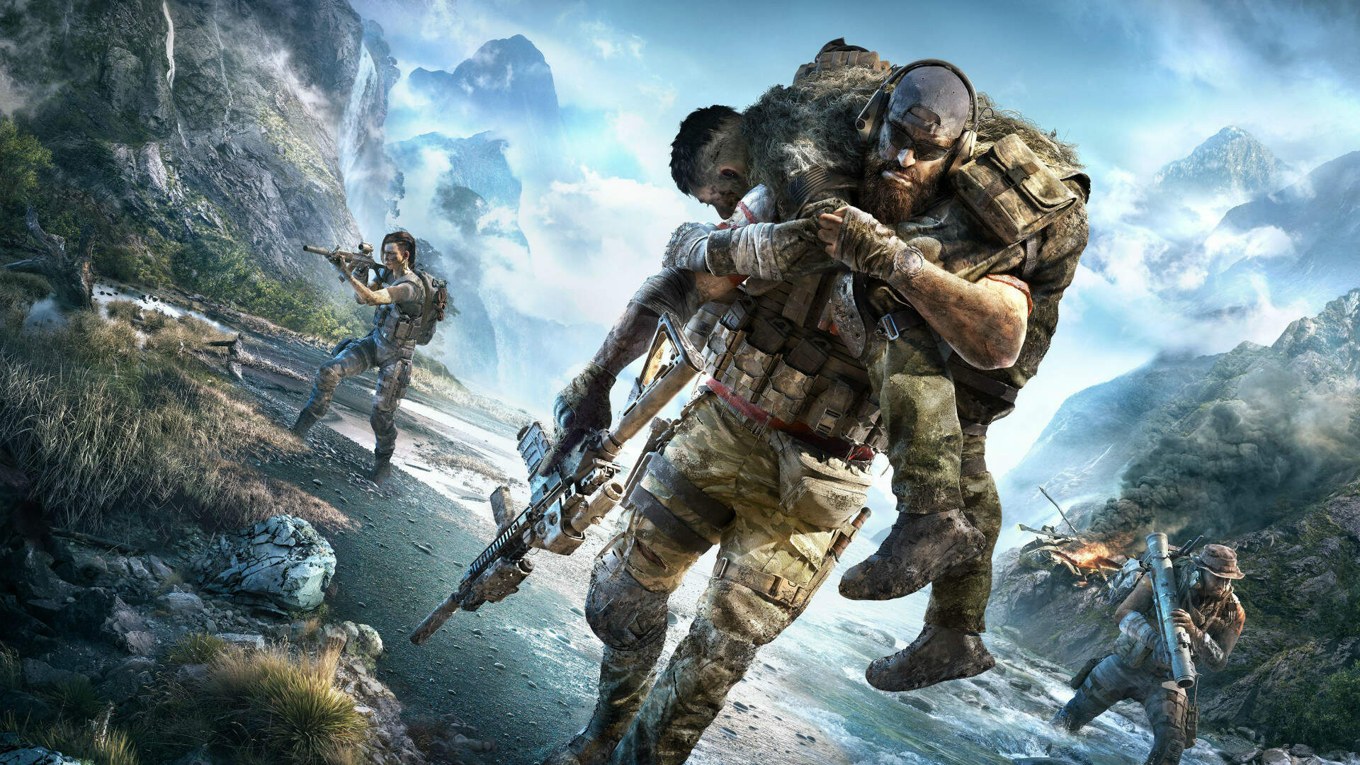 Ghost Recon Breakpoint's Anticipated Immersive Mode Finally Arrives Later This Month