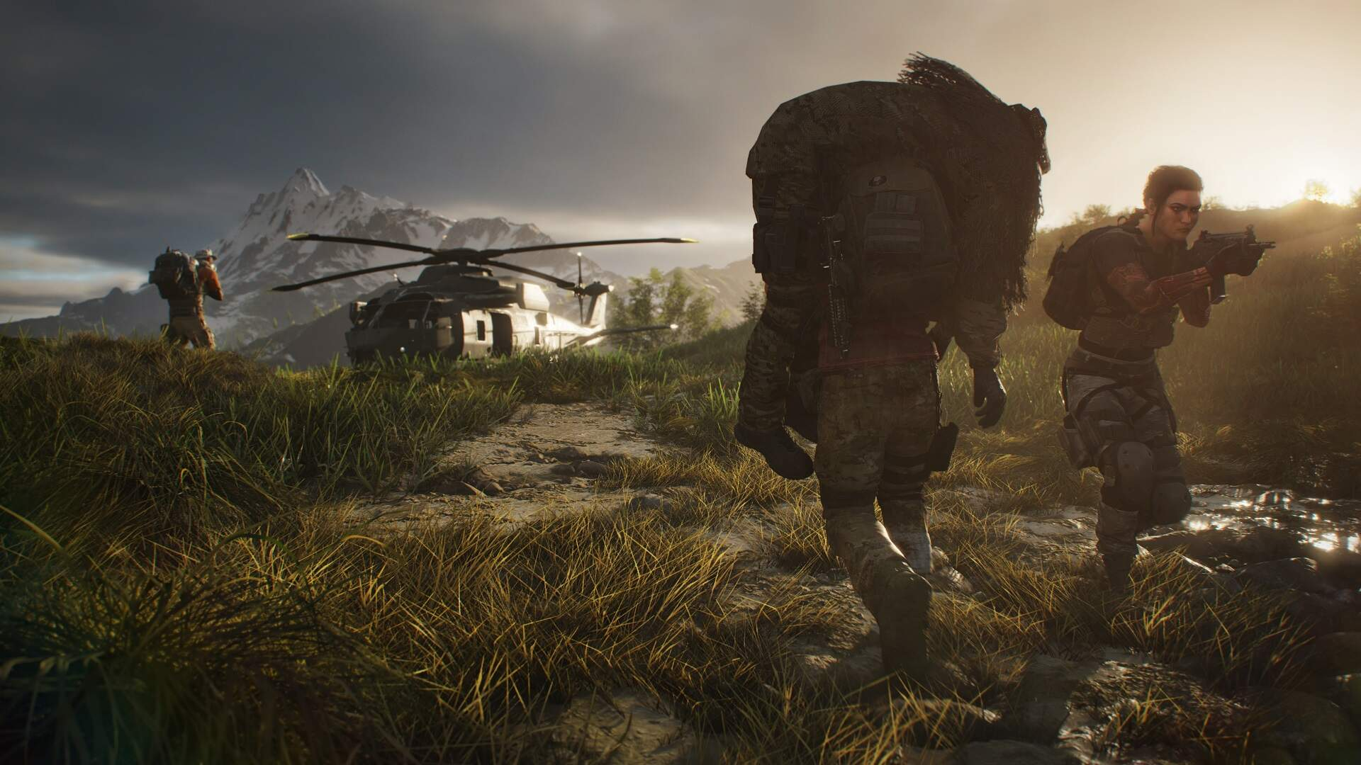 Ghost Recon Breakpoint: How to Fast Travel