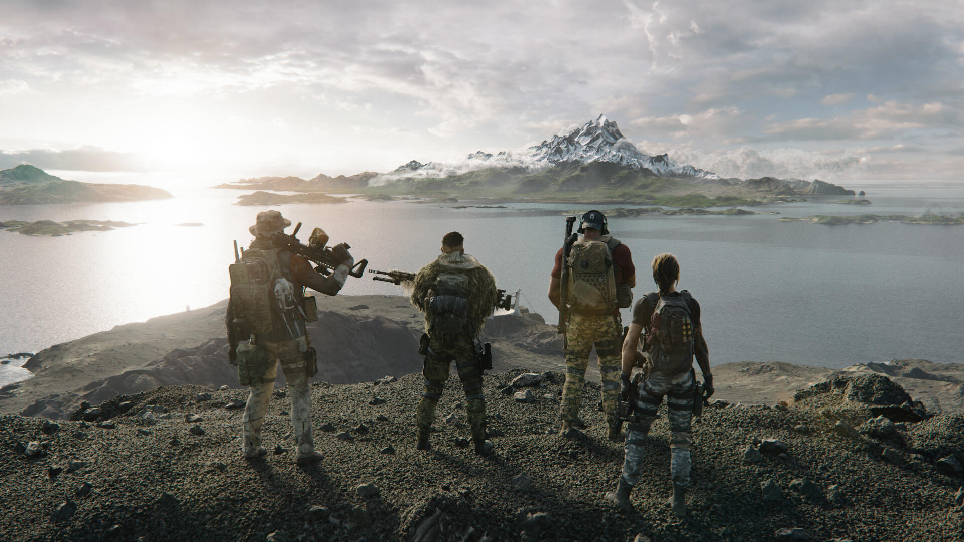 "Ghost Recon Breakpoint Players Are Doing ""Actual Recon"" on the Upcoming Raid's Island"