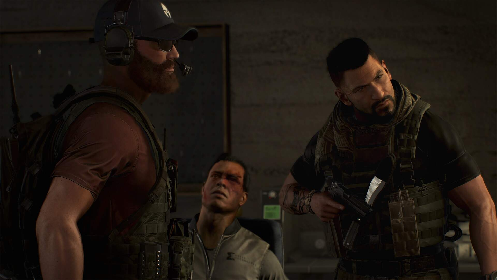 Ghost Recon Wildlands Adds New Story Content Starring The Punisher's Jon Bernthal