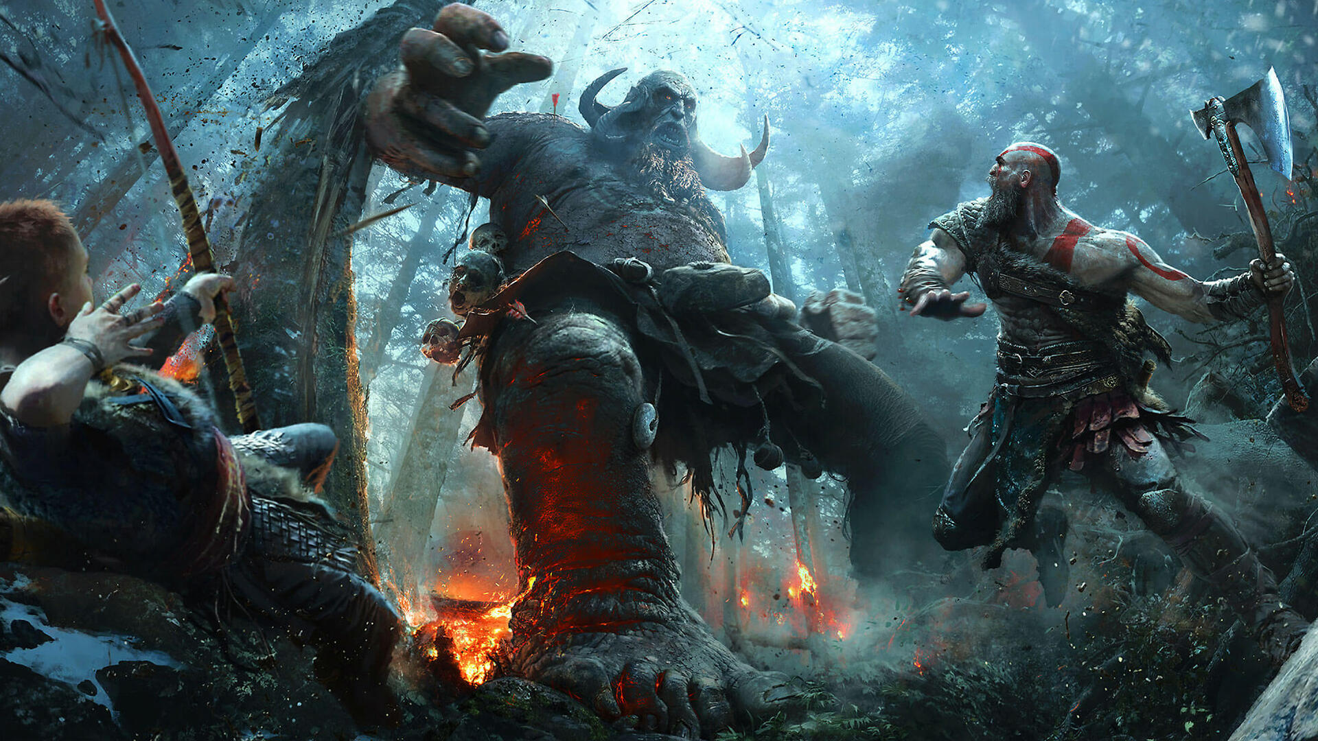 """An Unending Series of Compromises:"" God of War Director Cory Barlog on Building a New Myth From Old Parts"
