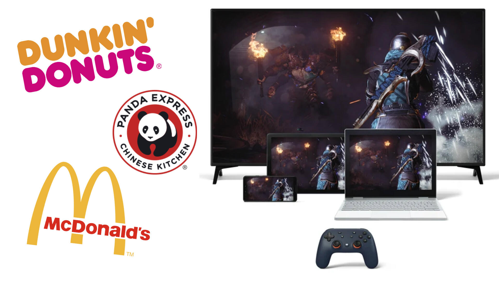 We Tested Google Stadia at Dunkin Donuts, Safeway, and Panda Express, And We Were Surprised by the Results