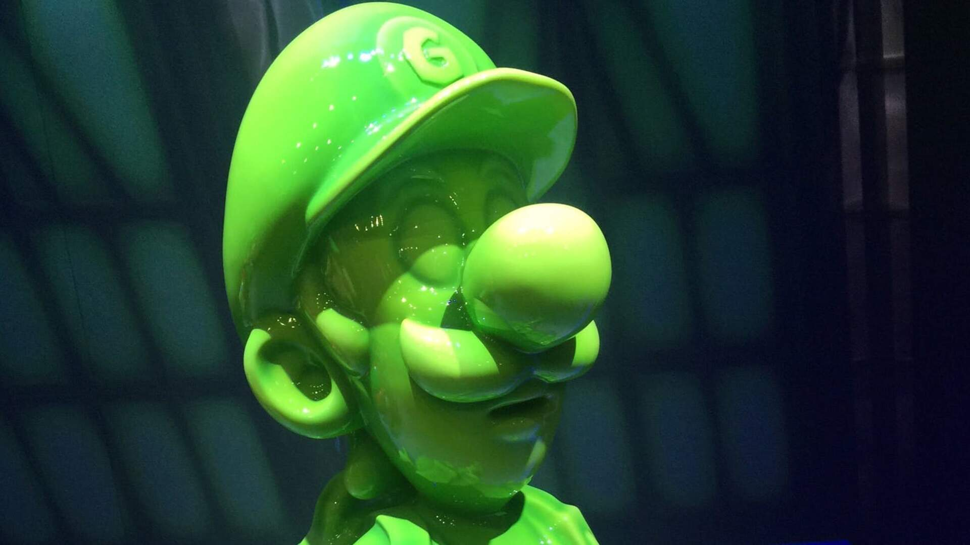 Gooigi Adds a Gooey New Dimension to Luigi's Mansion 3's Puzzles
