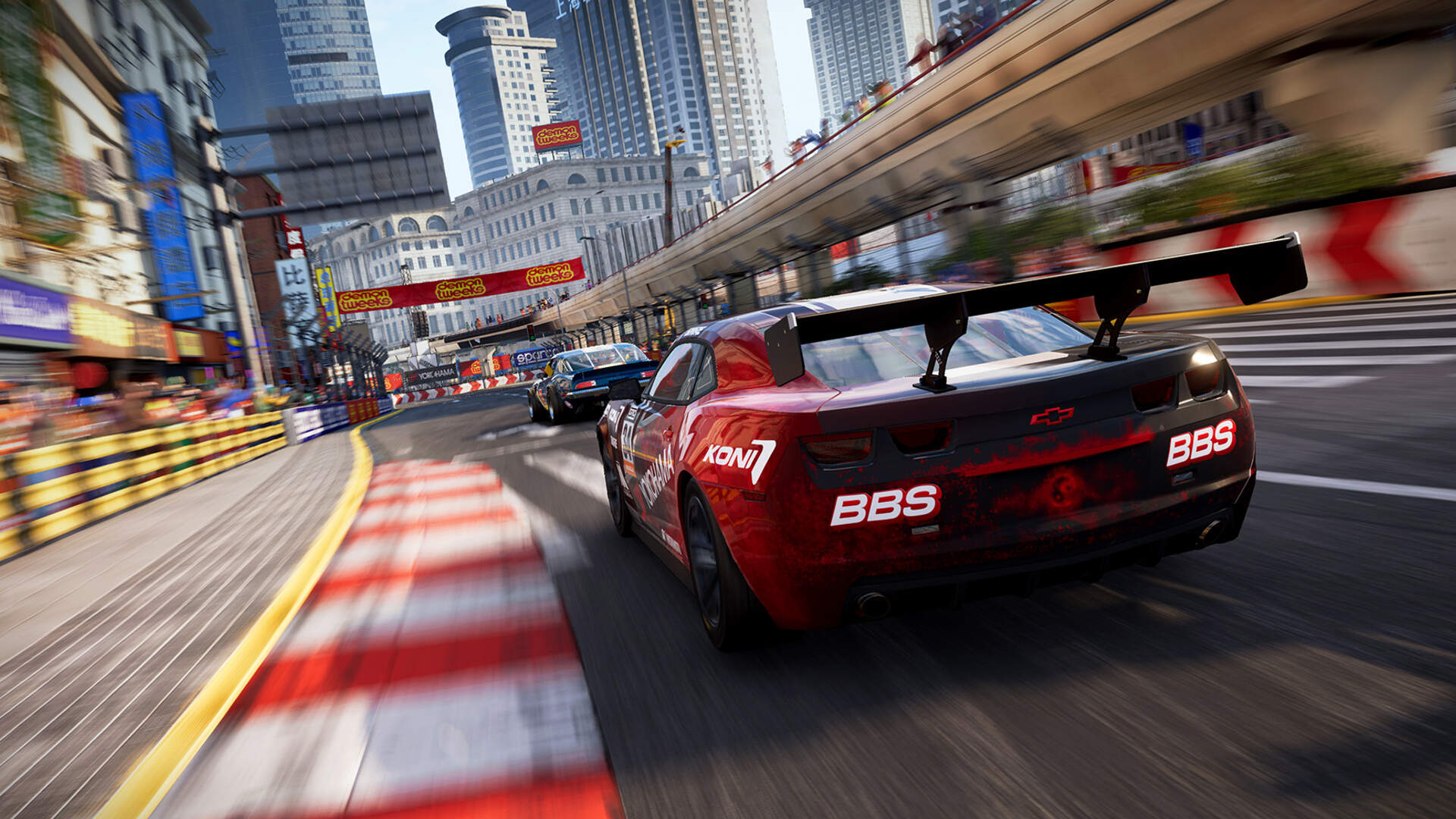 Grid Returns to the Tracks After Five Years [Update: Delayed Into October]