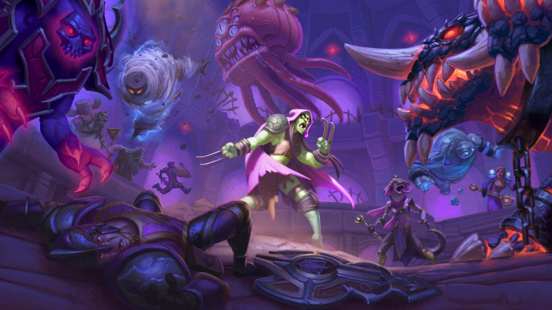 Hearthstone Swaps Around Classic Set, But Initial Reactions Seem Mixed