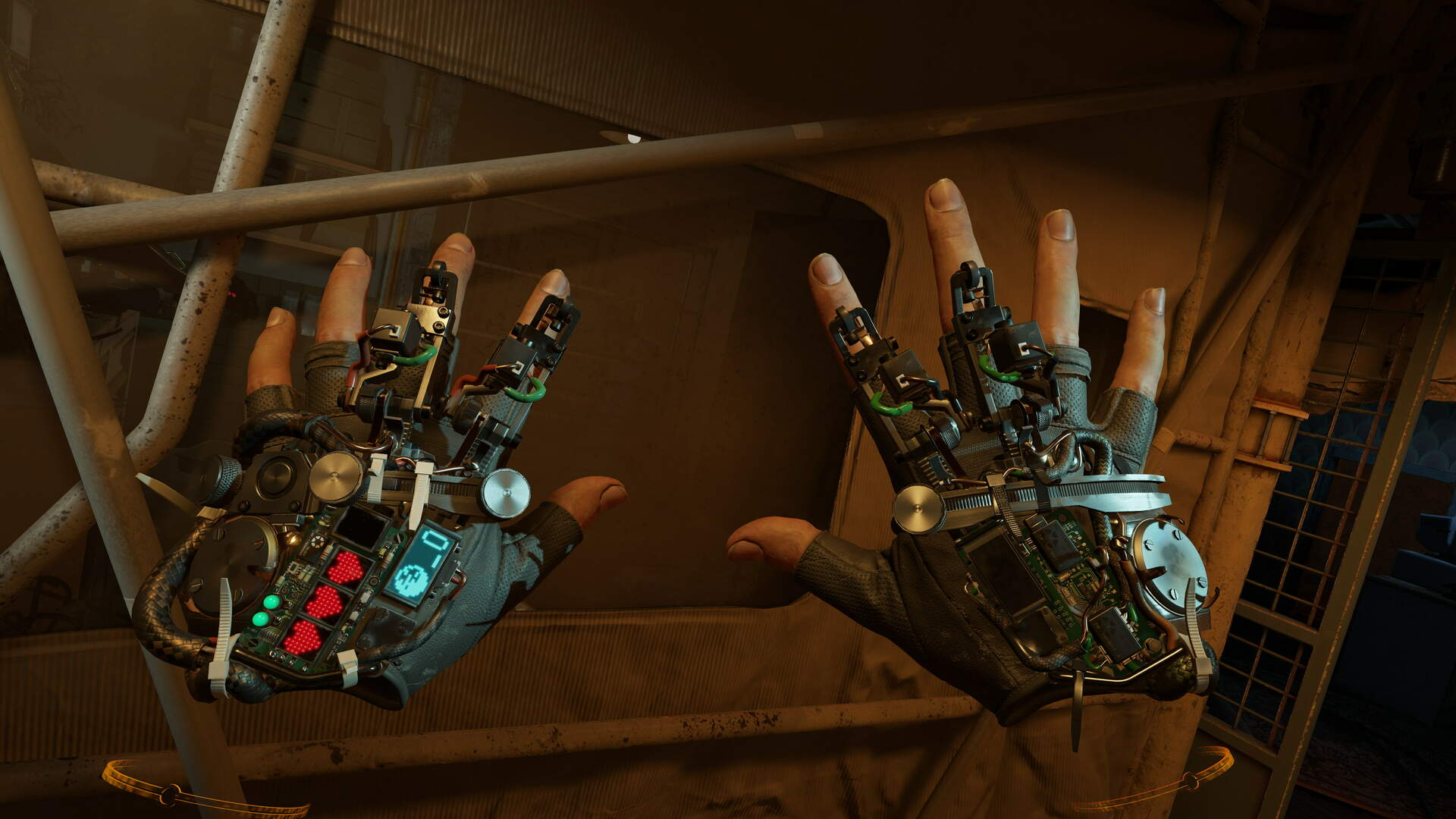 """New Half-Life: Alyx Gameplay Shows How Its """"Force Pull"""" Gravity Gloves Work"""