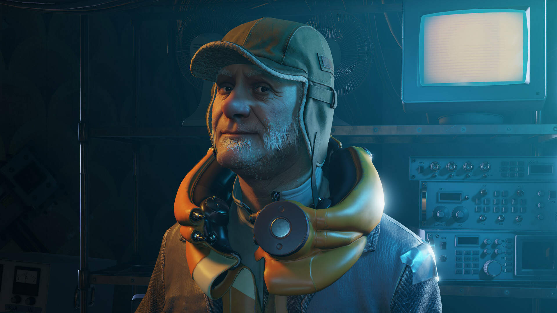 Valve Confirms Rhys Darby is One of the New Voice Actors in Half-Life: Alyx [Update]