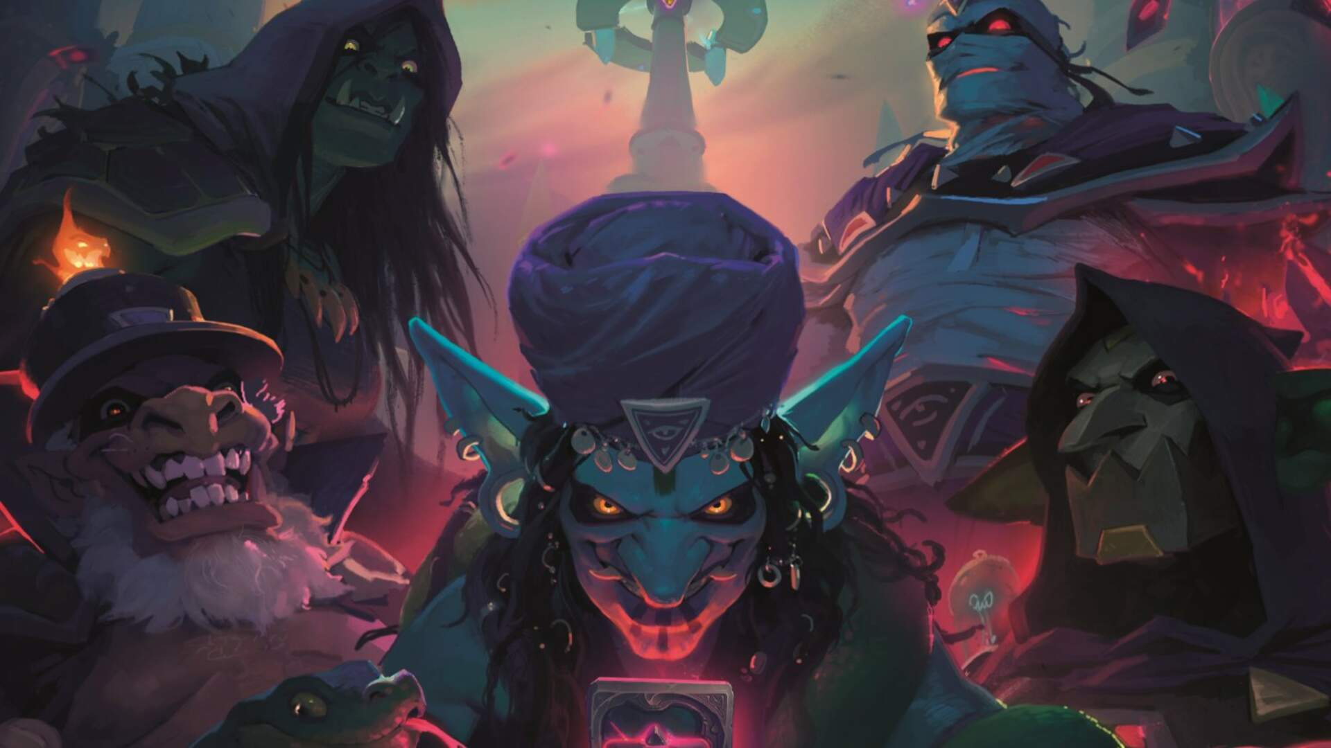 Hearthstone Rise of Shadows Cards, Decks, Factions, Single-Player - Hearthstone Expansion Guide