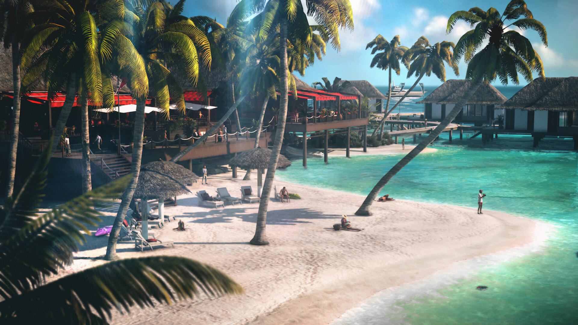 Hitman 2's Last Expansion Pass Locale is an Island Hideout for the Ultra-Rich