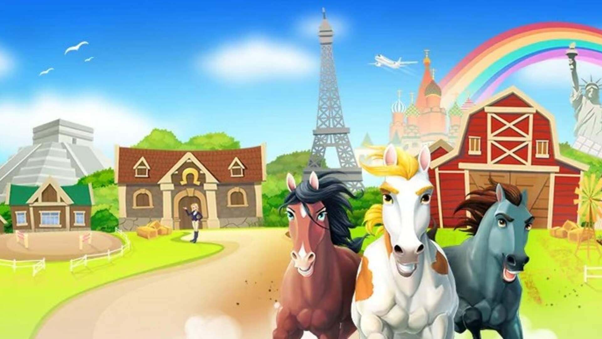 Horse Haven World Adventures Diamonds - How to Earn More Diamonds