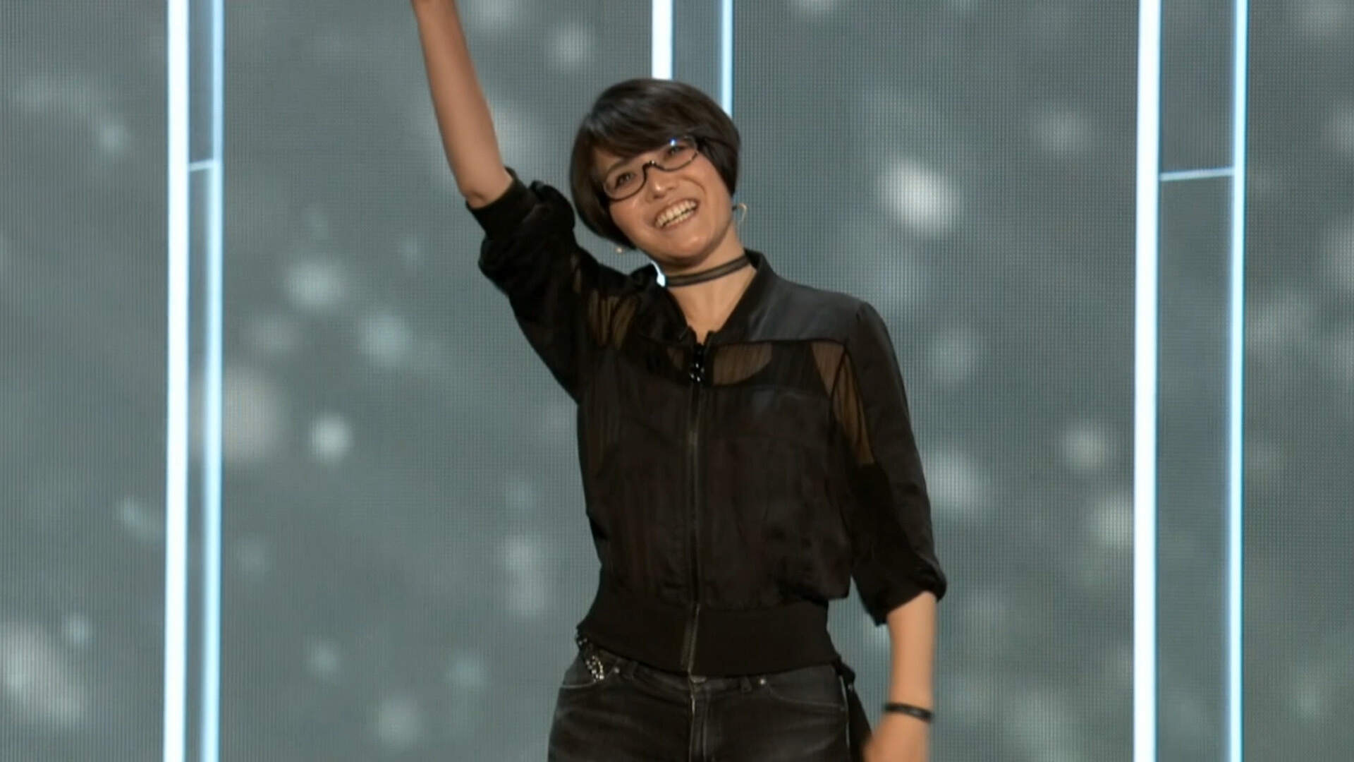 Ikumi Nakamura Stole the Show Once Again, This Time at the Game Awards