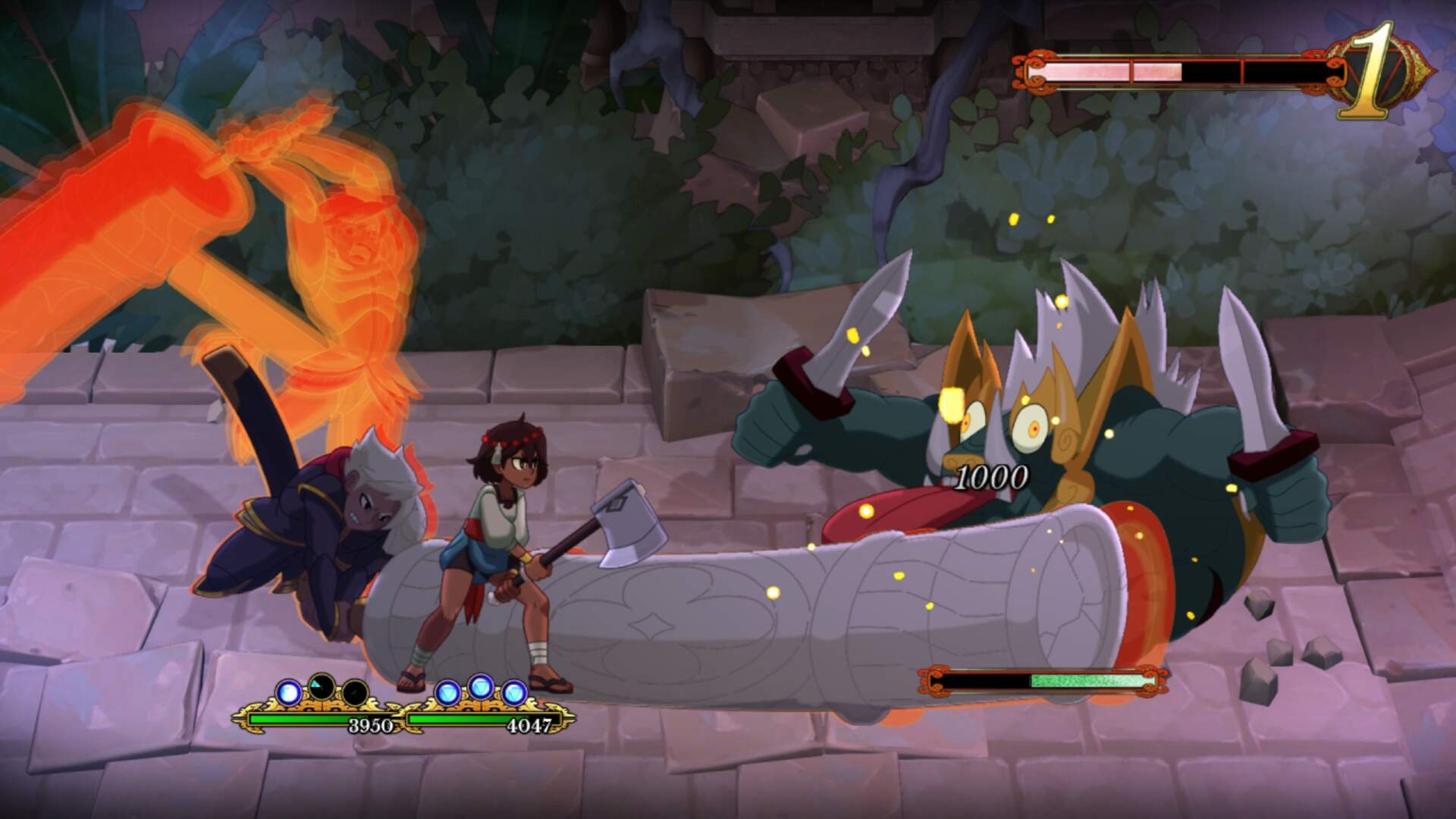 Skullgirls Devs' Indivisible Finally Has a Release Date