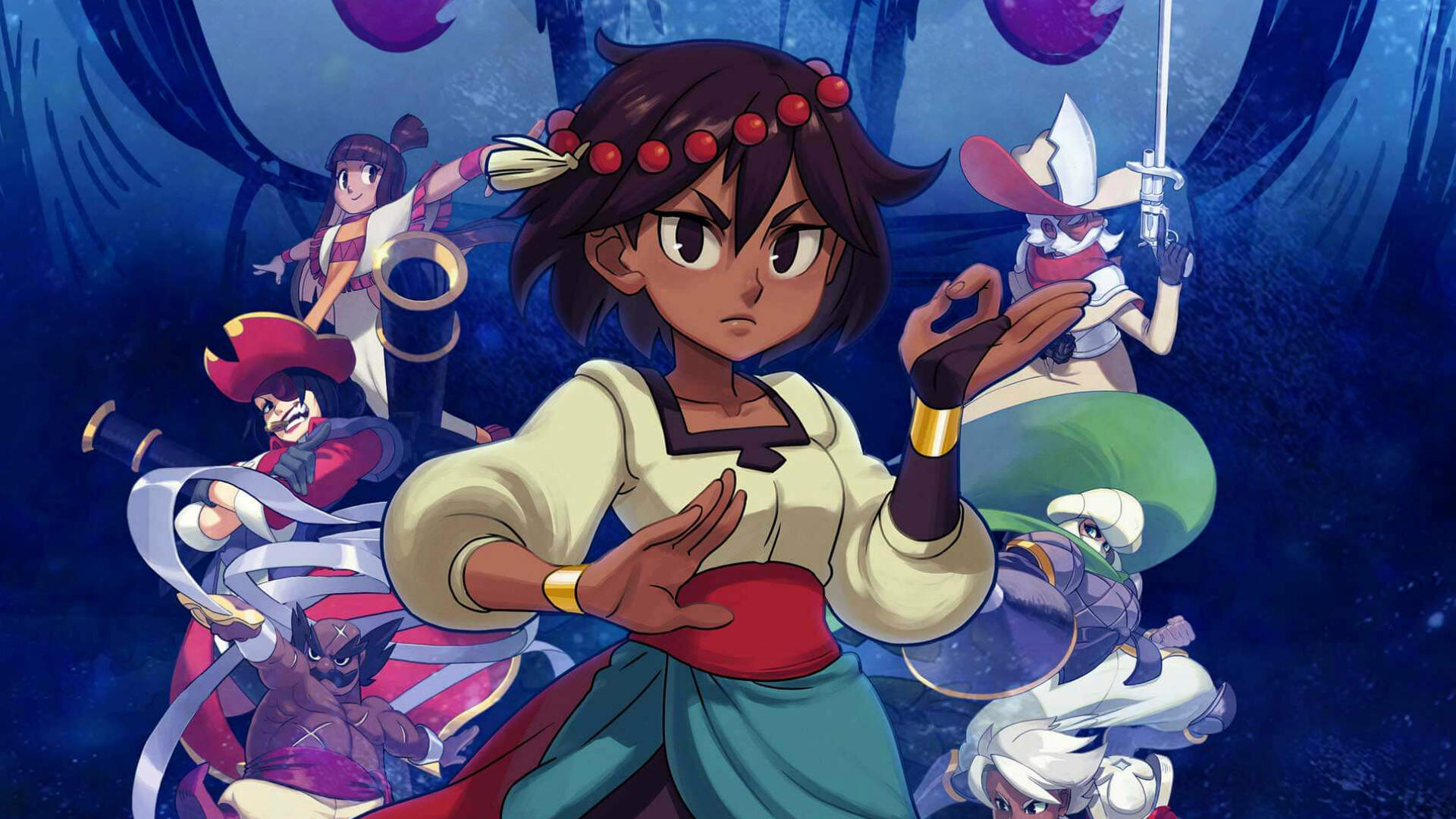 "Indivisible Devs On Having a Female Lead ""Who F***s Up"" and Flipping Fantasy Setting Tropes"