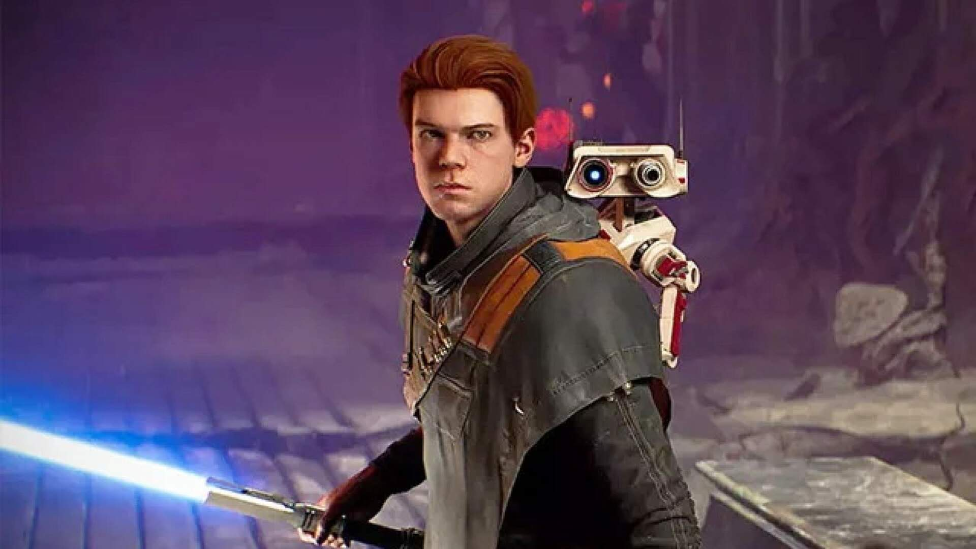 In Defense Of Cal Kestis Jedi Fallen Order S Dorkiest Padawan Usgamer